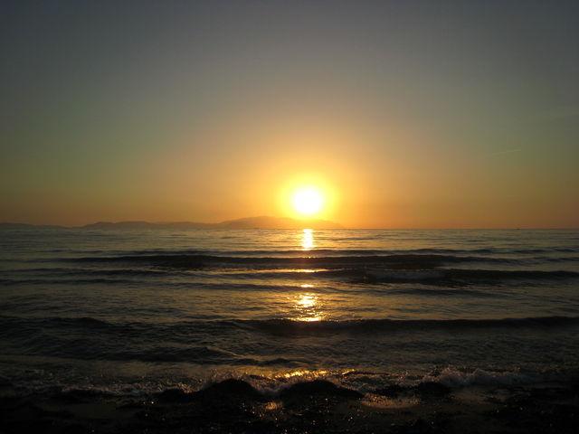 knuddel - Sonnenuntergang - meer sonnenuntergang strand türkei ...: piclog.de/pictures/5883