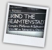 grind the beamtenstadt