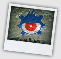bomb ist watching you