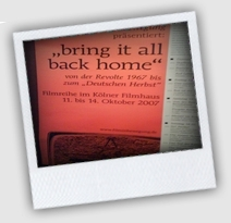 bring it all back home!