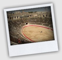 arena in nimes